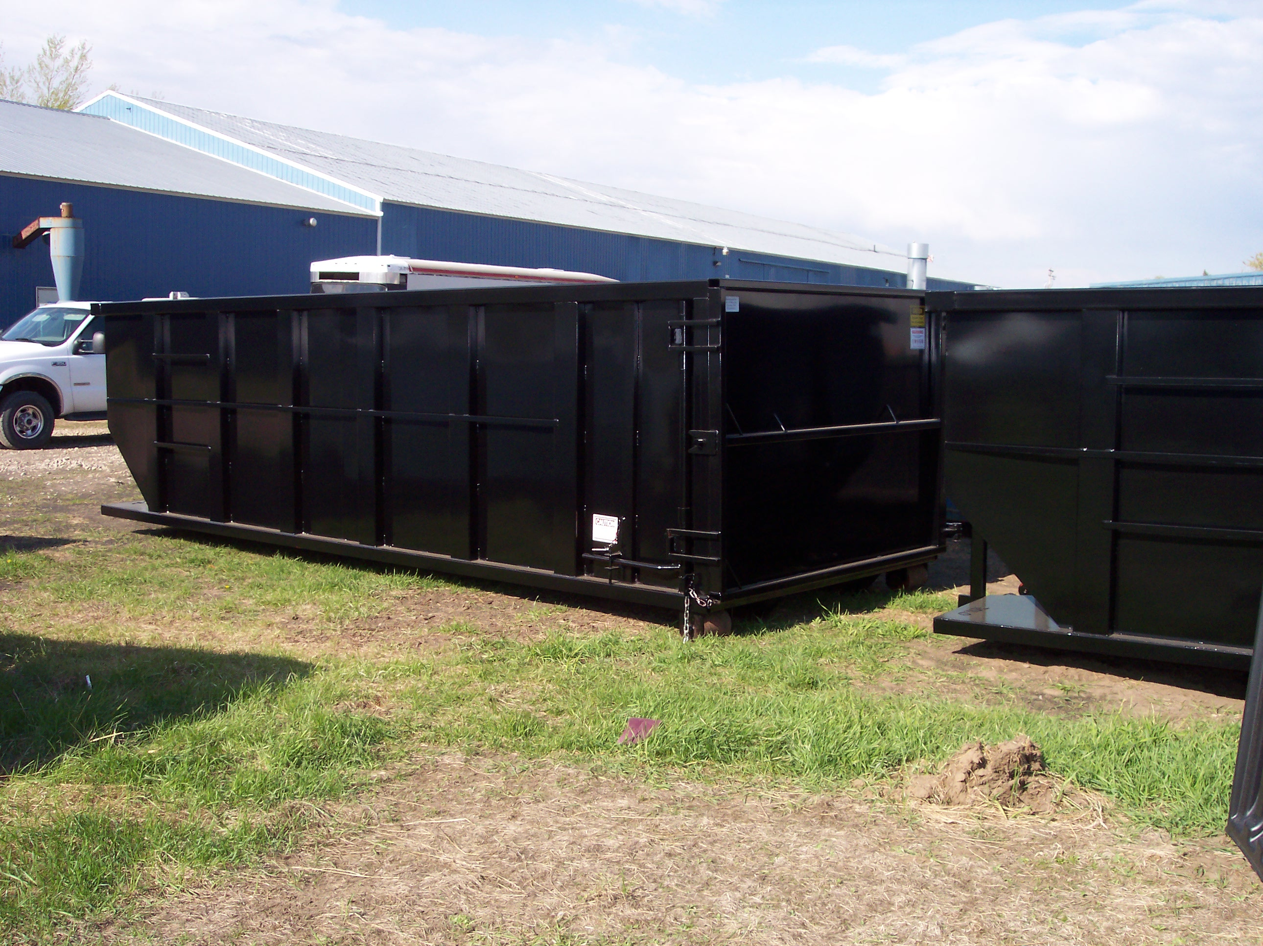 New And Used Roll Off Containers Bins And Dumpsters For Sale