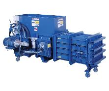 Picture of a TC-710 Horizontal Baler